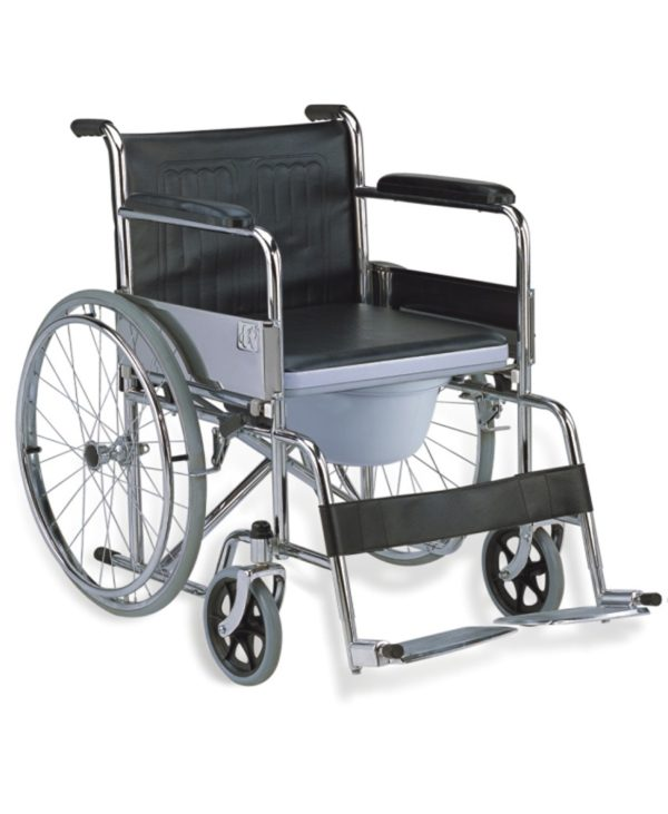 Wheelchair with Commode BD