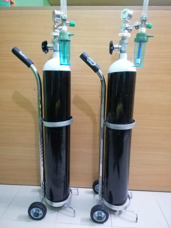 China Oxygen cylinder