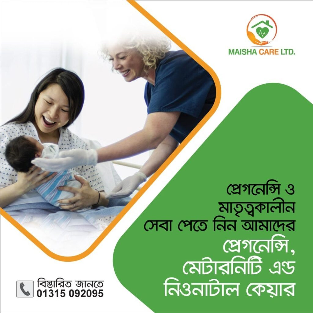 Pregnancy Maternity And Neonatal Care